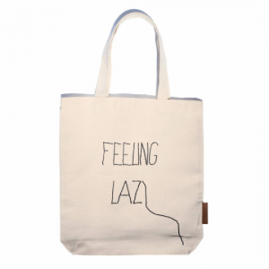 Feeling Lazy Tote Bag Hunter and the Fox2