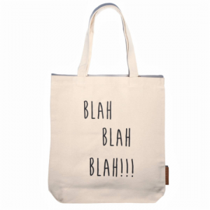 blah blah blah tote hunter and the fox